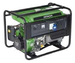 Бензиновый генератор hitachi E62MC