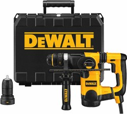 перфоратор sds plus dewalt D25334K