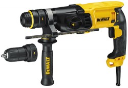 перфоратор sds plus dewalt D25134K